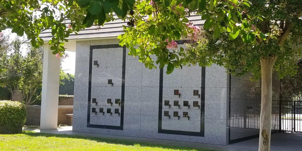 cremation columbarium | San Gabriel Cemetery